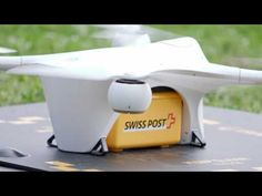 Drones: Swiss Post, Matternet Test Drone Medical Deliveries | Fortune.com