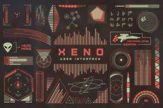 Xeno UI - Web Elements - 1