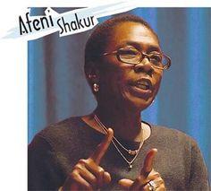 Afeni Shakur Black Panther Party -  Club of Self Defense