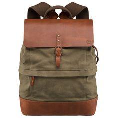 Timberland | Nantasket Waxed Canvas Backpack
