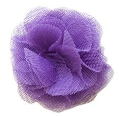 Wee Squeak Net Lavender Flower Shoe Clip $12.95 http://www.meandmyfeet.com/wee-squeak-net-lavender-flower-shoe-clip #Net #Lavender #Flower #Shoe #Clip #Kids