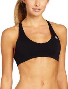 31f16dd2d2 Zumba Fitness LLC Women s Sizzle V-Bra Top (Black