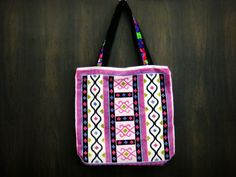 Just got some new hand #embroidered Thai Hmong  #Bags up in stock on #SureDesign