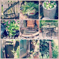 using special items in your garden, gardening, Using special items in your garden Garden