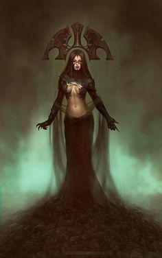 Pestilence by ~Vetrova on deviantART