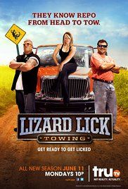 Watch Lizard Lick Towing Season 5. Ronny opened Lizard Lick with one truck. The business grew over 10 years with Ronny's best friend Bobby.