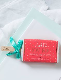 Zoella Beauty Soap Pop AKA the cutest soap in the world | Full review by beauty blogger Ashley Brooke Nicholas