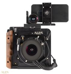 ALPA cameras are precision tools of highest quality. Made for a small group of connaisseurs.