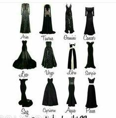 Zodiac dresses like like villain dresses finally something true Zodiac Signs Sagittarius, Zodiac Star Signs, Zodiac Horoscope, Gemini, Zodiac Cancer, Aquarius, Zodiac Clothes, Zodiac Sign Fashion, Signo Libra