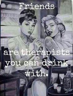 Friends & Therapists