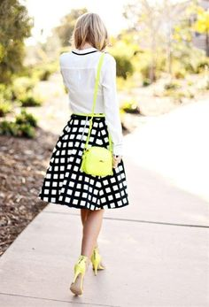 Kate Spade Saturday - I love Kate Spade.  Kind of a 60's vibe with color!!