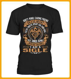 SIGLE Dragon Name Shirts - Shirts für singles (*Partner-Link)