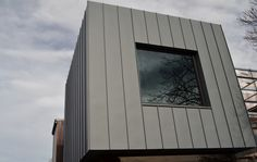 Design Cladding | We install a range of metal cladding systems using Zinc, Copper, Aluminium, Colourbond™ Corten™ and Aluminium composite Panel