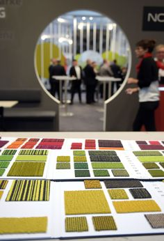 Textile Floor Coverings - residential and commercial, Ideal creative Flooring