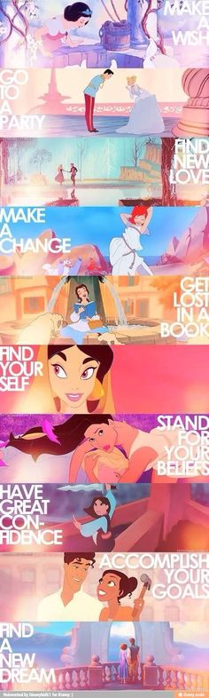 What Disney taught us about being a girl