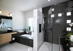 Modern toilet design ideas modern master bathrooms for master bathroom design ideas and bathroom ideas modern . Rustic Master Bathroom, Modern Bathrooms Interior, Luxury Master Bathrooms, Modern Bathroom Decor, Bathroom Interior Design, Bathroom Designs, Bathroom Ideas, Condo Bathroom, Bathroom Mirrors