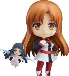 Asuna & Yui Ordinal Scale Version (Sword Art Online Ordinal Scale) Nendoroid 750c Actionfigur 10cm Good Smile Company