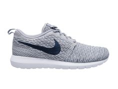 Nike Flyknit Roshe run Light Gris Nike Roshe Run Femme Liberty