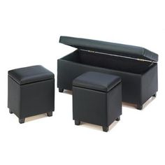 Picture of Urban Storage Trunk  Stools