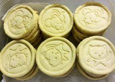 Bezlepkové sušenky - Lenka Vymlátilová