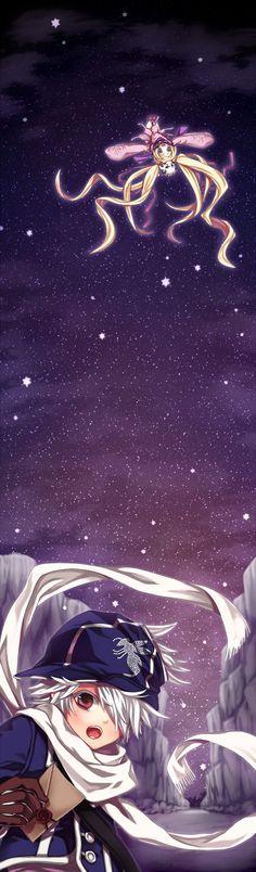 /Tegami Bachi/#797342 - Zerochan | Studio Pierrot | Hiroyuki Asada / 「星空」/「つと」のイラスト [pixiv]
