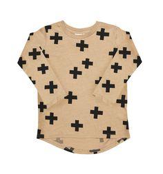 Beau Loves // Crosses Fin T-Shirt