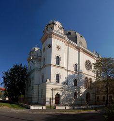 Neolog Synagogue, Győr