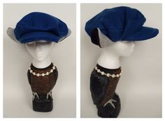 Sly Cooper hat (baseball cap underneath)