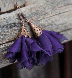 gabi111 / Tanečnice fialové elegant