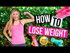 How To Lose Weight Fast! Fitness Hacks & Motivation | LaurDIY - YouTube