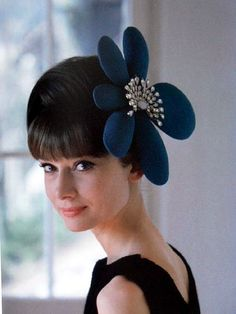 Audrey wearing Givenchy
