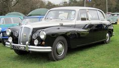 1967 Daimler Majestic Major
