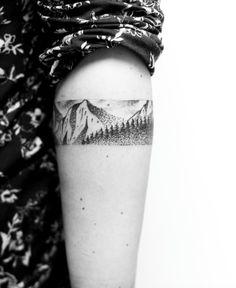 Landscape Armband by Martynas Šnioka