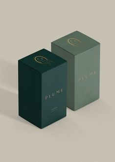 Like the idea of gold foil logo on top. Like the solid block colours of the packaging too, but rest of design perhaps too simple. Skincare Packaging, Perfume Packaging, Tea Packaging, Luxury Packaging, Cosmetic Packaging, Beauty Packaging, Print Packaging, Packaging Boxes, Bottle Packaging