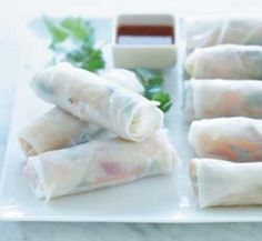 Vietnamese Richard paper rolls