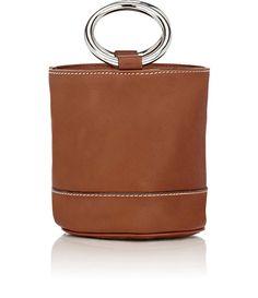 SIMON MILLER Bonsai Bucket Bag. #simonmiller #bags #hand bags #bucket #suede #