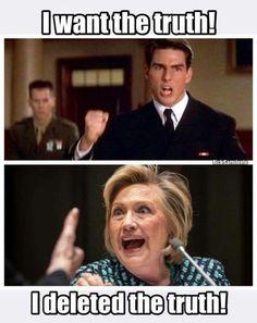 Bwhahahahaha!  #Hillary #Neverhillary #Notreadyforhillary #Screwhillary #Stophillary   http://www.sonsoflibertytees.com/patriotblog/bwhahahahaha-20/?utm_source=PN&utm_medium=Pinterest+%28Memes+Only%29&utm_campaign=SNAP%2Bfrom%2BSons+of+Liberty+Tees%3A+A+Liberty+and+Patriot+Blog-25088-Bwhahahahaha%21