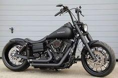 Harley-Davidson FXDF DYNA CUSTOM #harleydavidsondynasport