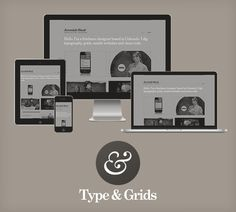 Type & Grids: Free Responsive HTML5 Template By The Smashing Editorial