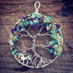 Tree of Life Sun Catcher By, My Craft Crayze Etsy.com/mycraftcrayze facebook.com/mycraftcrayze