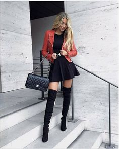 Fall outfits casual Fall is here and we are ready to share with you 25 casual outfits to rock this Casual Winter Outfits, Winter Fashion Outfits, Classy Outfits, Look Fashion, Sexy Outfits, Stylish Outfits, Fall Outfits, Autumn Fashion, Womens Fashion