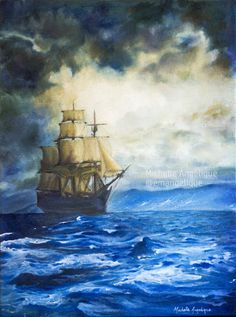 Sailing by emangelique.deviantart.com on @DeviantArt