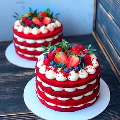 omnom ❤❤❤ You've to Love what you do!Do you know how to make Number cake? - Start to bake with All number cakes… Number Birthday Cakes, 21st Birthday Cakes, Number Cakes, Mini Cakes, Cupcake Cakes, Bolo Nacked, Red Velvet Birthday Cake, Cake Design Inspiration, Christmas Cake Decorations