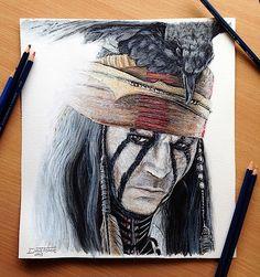 Zeichnungen von Dino Tomic