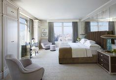 A Moderne Apartment   Sandra Nunnerley Inc.
