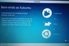 Fast practical stable  elegant and Beautiful #ubuntu #linux #xubuntu  16.04 by luizpeterli