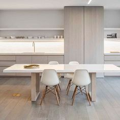 Bruges Apartment by the design team at @obumex_interiors #estliving #kitchen #design #interiors #instadesign #instainspo #instadaily #instagood