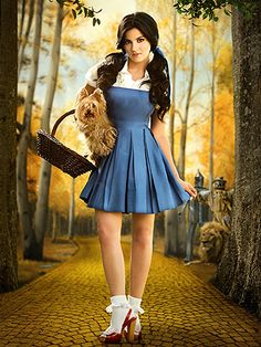 Sexy Dorothy gale