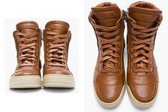 Balmain Sale - High-Top Sneakers