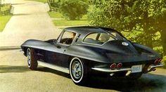 *1963 Chevy Corvette image*